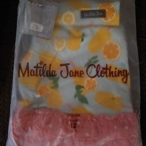 Matilda Jane shorties size 12 nwt